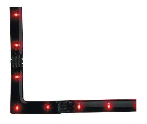 Firstlight 4207RE Red LED's LED 90 Angle Strip